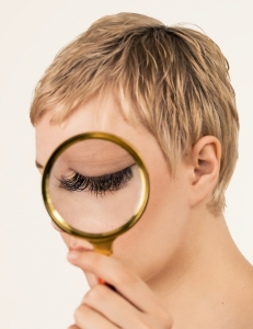 Volk Beauty Magnifying Glass-101AS